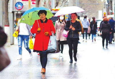 短期内陇东南各地多降水天气