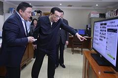 """李克强为财政部""""营改增微信工作群""""点赞"""