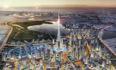 迪拜再花10亿建塔