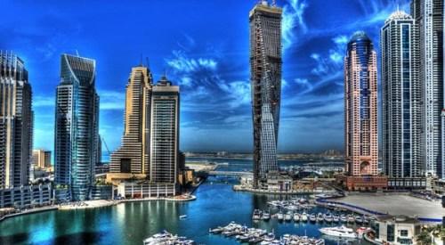 欲与天公试比高:世界五大高建筑巍峨壮观(组图)