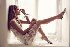 超模凯特·波克超范儿写真