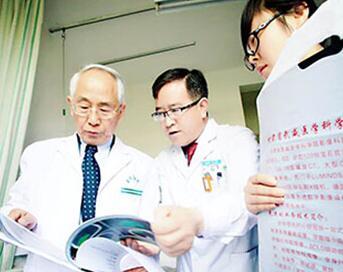 武威肿瘤医院考察