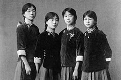 图说中国校服的百年变迁史