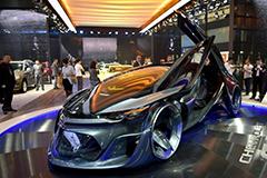 百余新车全球首发