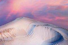 澳大利亚白沙漠
