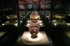 百余件黄河流域史前彩陶展出