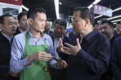 李克强:要让市民买得方便吃得放心