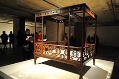 中国古代皇室家具进地堡