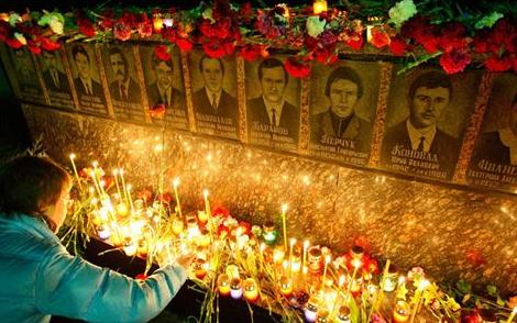 乌克兰总统:全力消除切尔诺贝利核电站污染后果