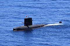 海军372艇潜潜对抗演练