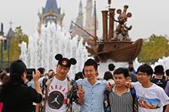 上海迪士尼度假区开始运营测试