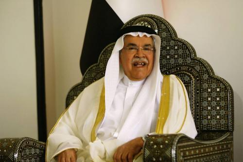 """沙特石油部门大换血,81岁""""灵魂人物""""纳伊米退出权力中心"""