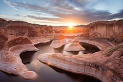 美国国家公园震撼美景