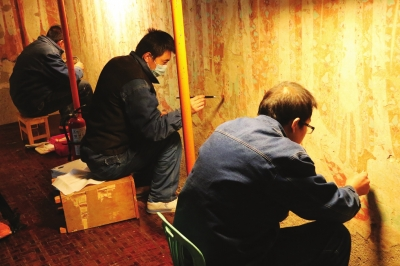 莫高窟壁画进入预防性保护时代