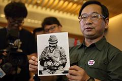 美籍华人向南京再次捐赠抗战史料