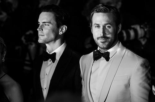 2016嘎纳电影节黑白摄影