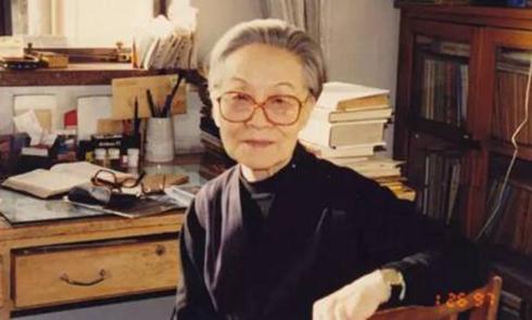 """105岁""""最才的女""""杨绛去世 一生同""""二书""""结缘"""