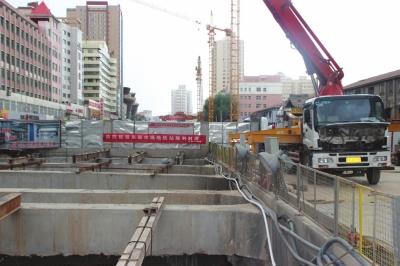 15座车站已完成主体施工