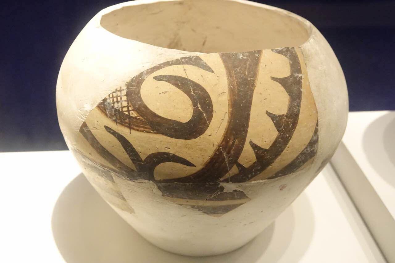 苏网记者探访甘肃大地湾遗址 寻找8000年前古人类文明
