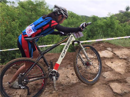 天下山地自行车冠军总决赛在天水麦积区鸣枪开赛