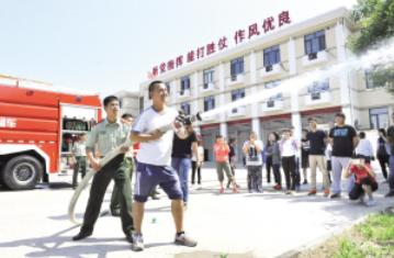 天津市河东区:多彩活动向党的生日献礼