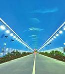 【交通】青兰高速特长隧道通车 过六盘山只需20分钟
