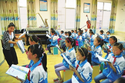 陇南文县开展教育精准扶贫的实践和探索