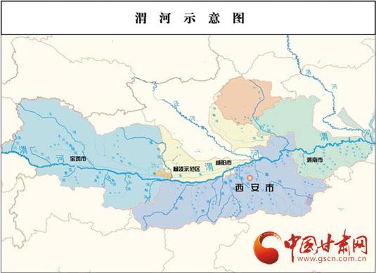 第十次玉帛之路文化考察 |寇倏茜:书写大渭河(图)