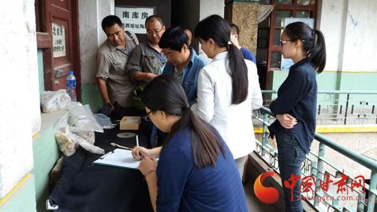 第十次玉帛之路文化考察记者手记|专家与考古系研究生相遇为学生点赞(图)
