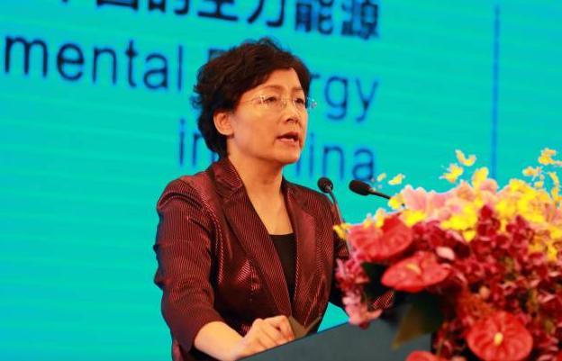 """北京燃气董事长李雅兰:能源转型,天然气是一条需要远航的""""巨轮"""""""