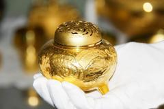 青岛海关查获价值数百万元违规入境黄金制品