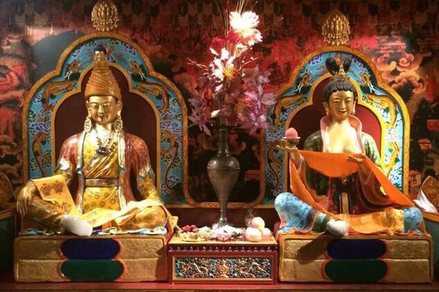 走进藏文化博物馆 感受雪域高原的文明历程【高清组图】