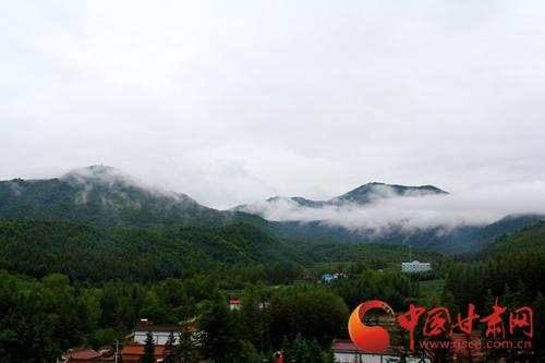 甘肃太子山国家级自然保护区东湾保护站建设掠影