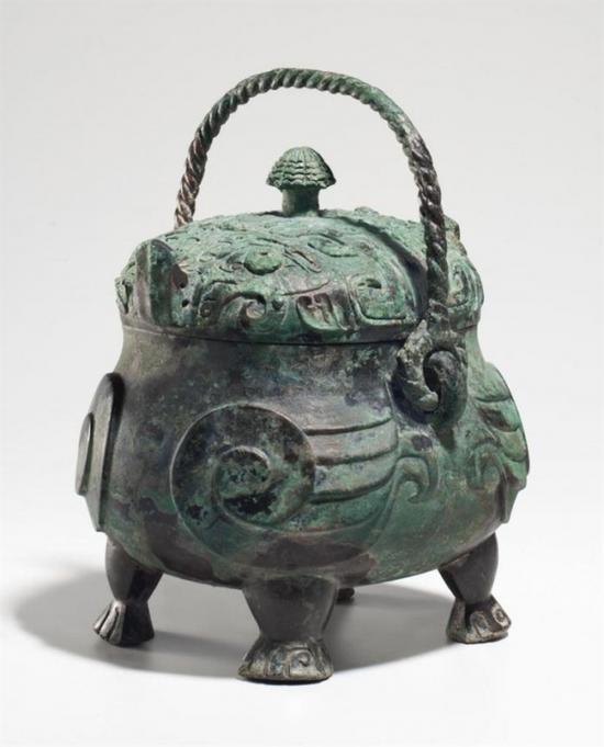 日本收藏家坂本五郎 竭尽洪荒之力收藏中国古董 1图片