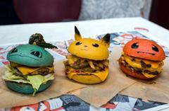 悉尼一汉堡店推出小精灵汉堡吸睛无数