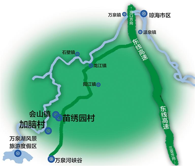 琼海各乡镇人口情况_西昌琼海图片