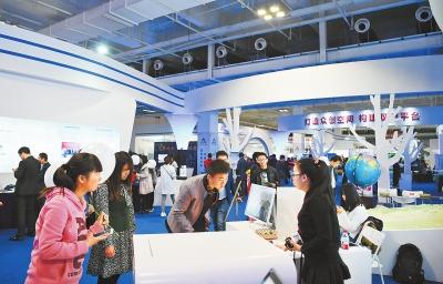 """创业创新无处不在——甘肃省""""双创""""活动周成果展扫描"""