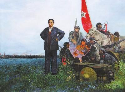【重走长征路】六盘山 昔日红旗漫卷今朝号角嘹亮