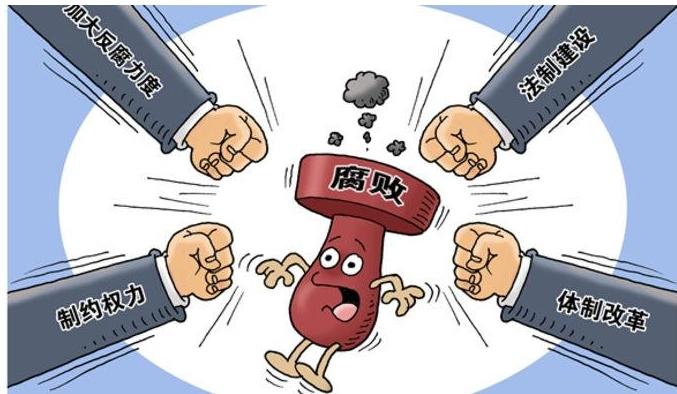 【从严治党】六中全会为反腐制度建设