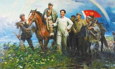 【重走长征路】庆阳环县山城堡战役 从胜利走向胜利(图)