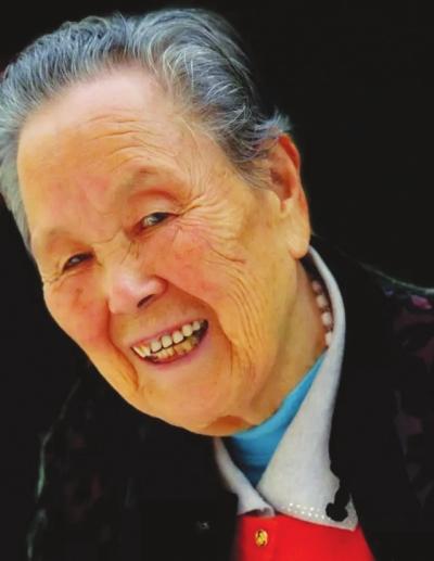 访甘肃省95岁高龄的老红军苏正明