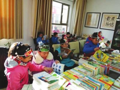 孩子们的爱心公益书屋
