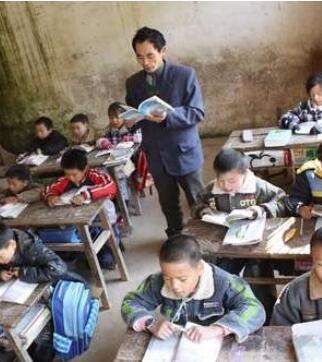 【教育】甘肃4年为17万乡村教师发放生活补助6.6亿元