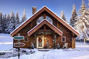圣诞老人之家标价450万元出售