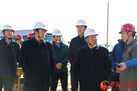 紧盯安全生产不放松 甘肃省质量技术监督局开展安全生产大检查(组图)