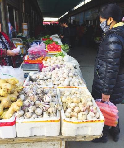 兰州:蒜价涨至每斤至少 10元专家分析后期或更高