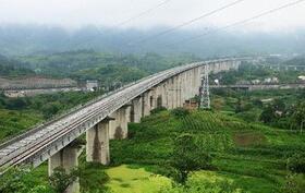 兰渝铁路岷县至羊木段已具备开通运营条件