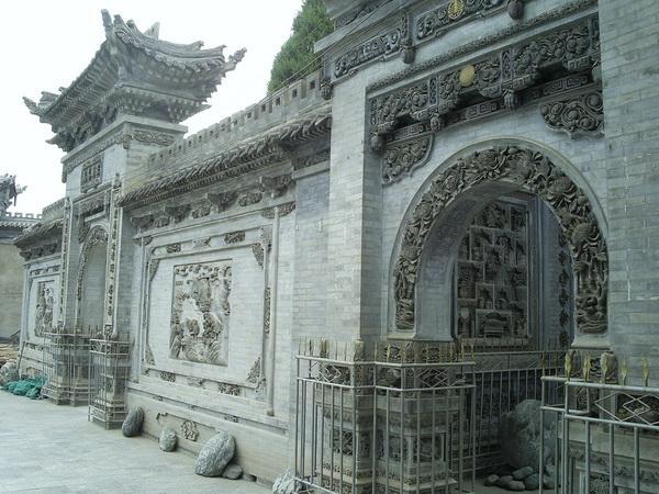 中国民间艺术奇葩——临夏砖雕