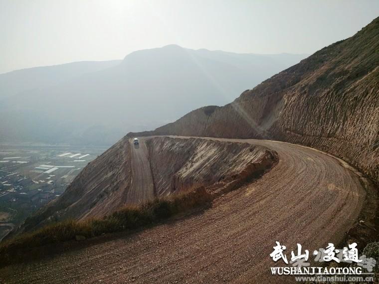 天水武山县大力实施贫困村(自然村)道路纪实(图)