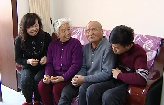【全国文明家庭】李小梅家庭
